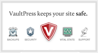 VaultPress(有料) Jetpack for WordPress