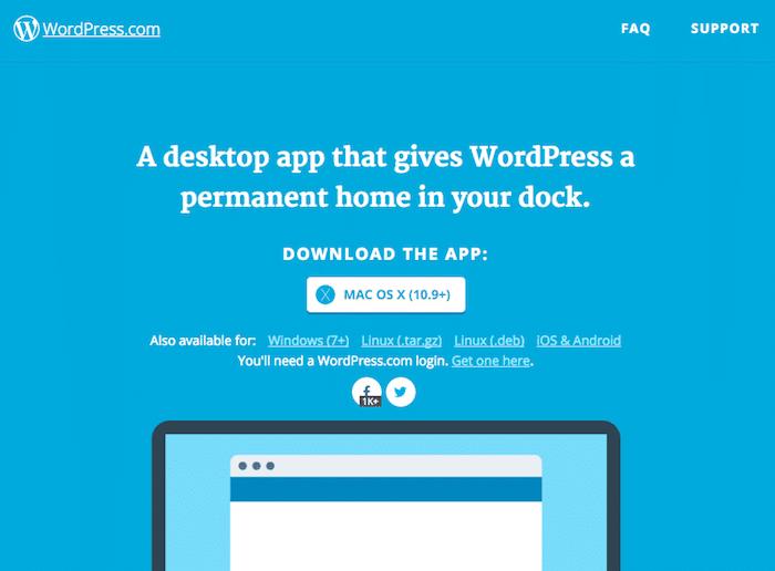 複数のWordPressを管理運用するならデスクトップ向けWordPress公式アプリがオススメ!