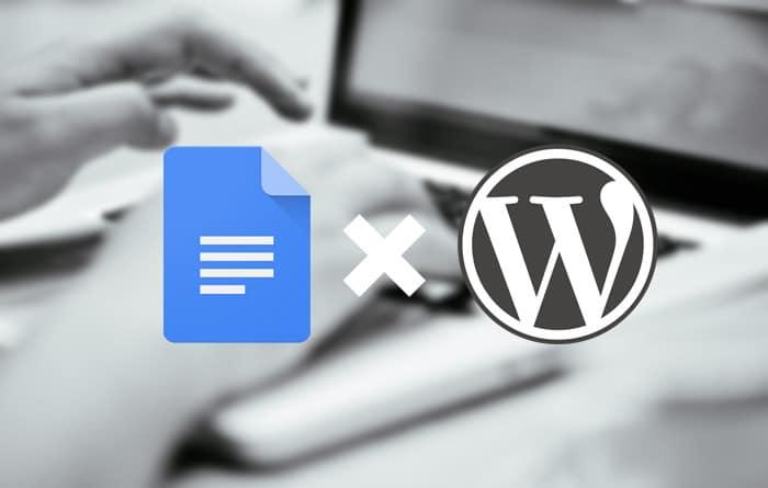 GoogleドキュメントとWordPressを連携できるアドオン「WordPress.com for Google Docs」